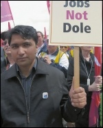 Jobs not dole, photo Paul Mattsson