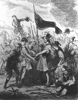 The Merthyr Ruising of 1831