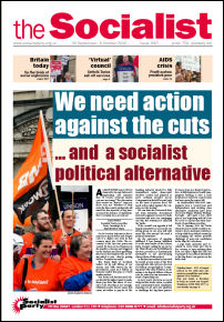 The Socialist issue 640, 30 September - 6 October 2010