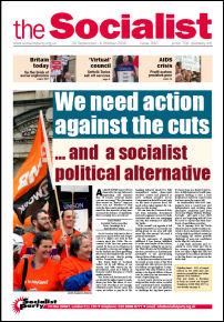 The Socialist issue 640, 30 September - 6 October 2010