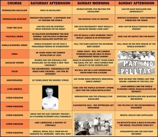 Socialism 2010 Programme