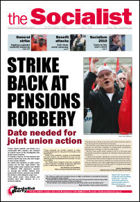 The Socialist issue 642 14-20 October 2010
