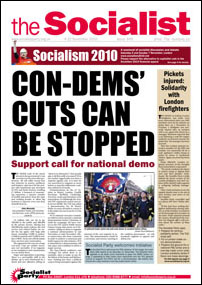 The Socialist issue 645