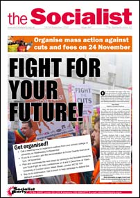 The Socialist issue 647