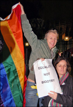 LGBT demo