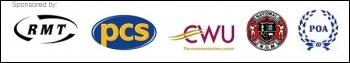 National Shop Stewards Network sponsors