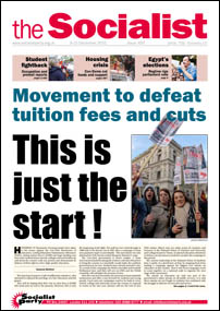 The Socialist issue 650