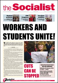 The Socialist issue 651