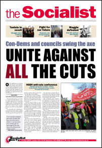 The Socialist issue 654