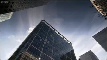 BBC programme: Britian's banks: too big to fail