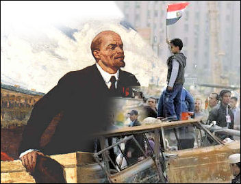 Egyptian revolution: Lenin said of revolutions that they demonstrate two things: that the people cannot go on being ruled in the old way. And that the rulers cannot go on ruling in the old way  (Guardian Editorial, 4 February 2011)