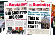 The Socialist newspaper