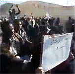 Protests in Libya