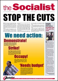 The Socialist issue 660