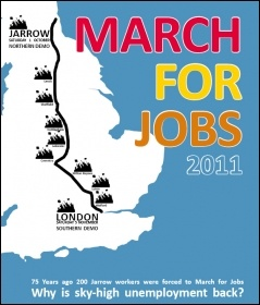 March for Jobs 2011