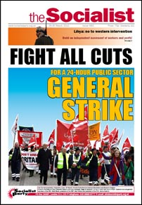 The Socialist issue 663