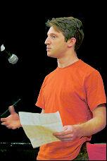 Sean, Socialist Pary congress 2007, photo Paul Mattsson