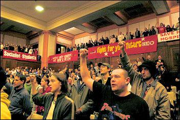 Socialism 2006, photo Paul Mattsson
