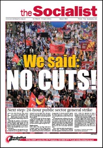 The Socialist issue 664
