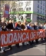 Portugal Government falls amidst mass protests