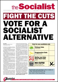 The Socialist issue 668