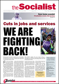 The Socialist issue 674