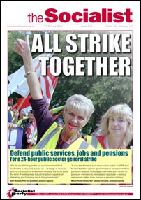 The Socialist issue 676