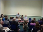 Socialist Party fringe meeting at June 2011 Unison conference  , photo Greg Maughan