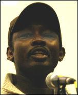 Socialism 2007 - Sadiq, photo Paul Mattsson