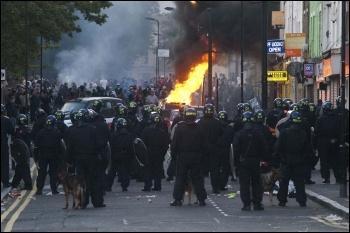 Hackney, 8.8.11, photo Paul Mattsson