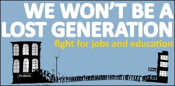 We won't be a lost generation