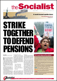 The Socialist issue 684