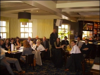 Breakfast meeting on 8th September 2011 of SYN strikers