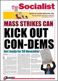 The Socialist issue 687