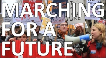 Marching for a Future