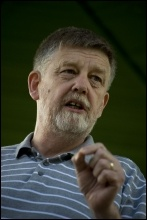Dave Nellist, former Labour MP now backing the Trade Unionist and Socialist Coalition