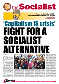The Socialist issue 691