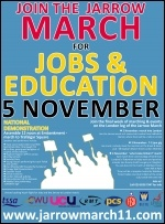 Join the Jarrow March