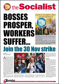 The Socialist issue 692