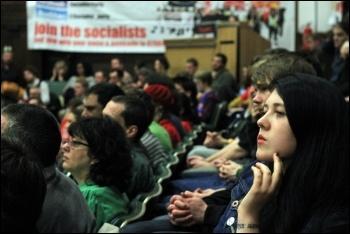 Socialism 2011, photo Senan