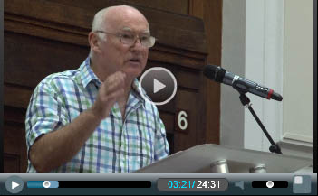 Peter Taaffe addresses Socialism 2011
