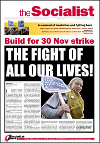 The Socialist issue 693
