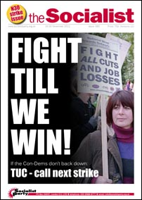 The Socialist issue 695