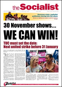 The Socialist issue 696