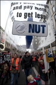 30th November in London, photo by Paul Mattsson