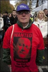 N30 - Millions strike back at Con-Dem government on 30 November 2011, photo Paul Mattsson