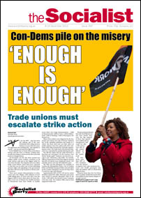The Socialist issue 697