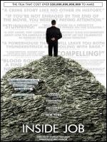 Inside Job: film on the global economic crisis of 2008