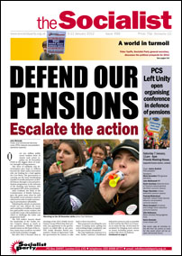 The Socialist issue 699