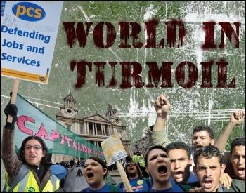 World in Turmoil